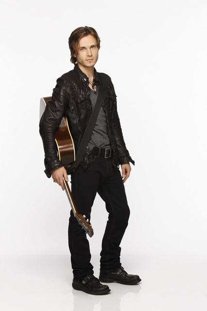 Jonathan Jackson on Nashville.