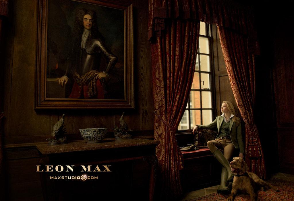 Leon Max Fall 2012 Ad Campaign