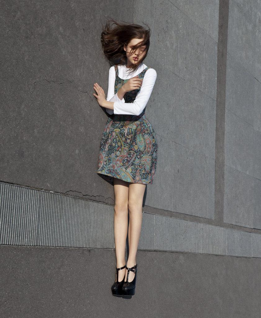 Carven Fall 2012 Ad Campaign