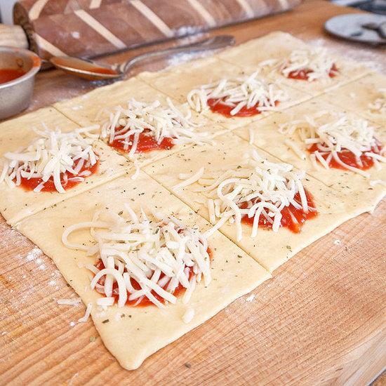 Homemade Pizza Bites