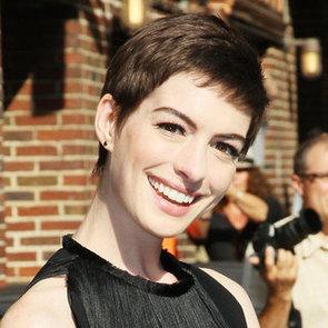 Anne Hathaway Short Haircut
