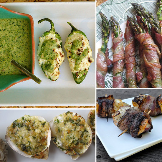Grilled Apps to Get the Party Started