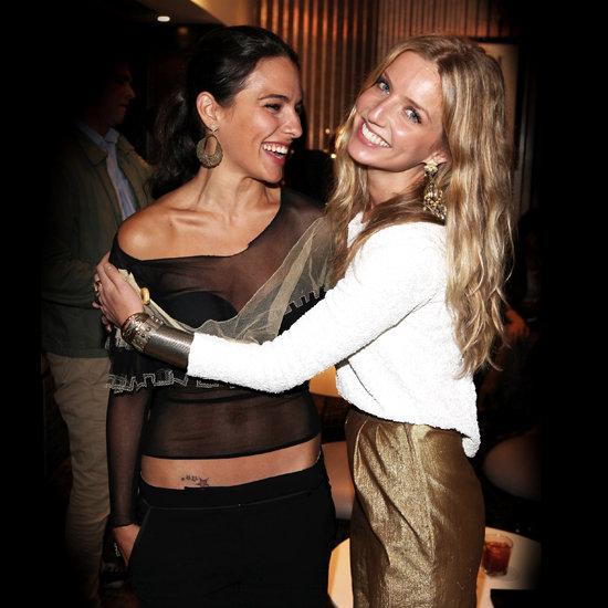 Best Dressed Celebrities, Parties, and Models Week of July 9, 2012