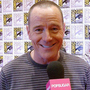 Bryan Cranston Total Recall Interview at Comic-Con (Video)