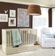 A Modern Nursery Infused With Animal Prints