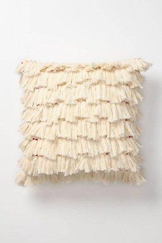 Fiber Art Pillow