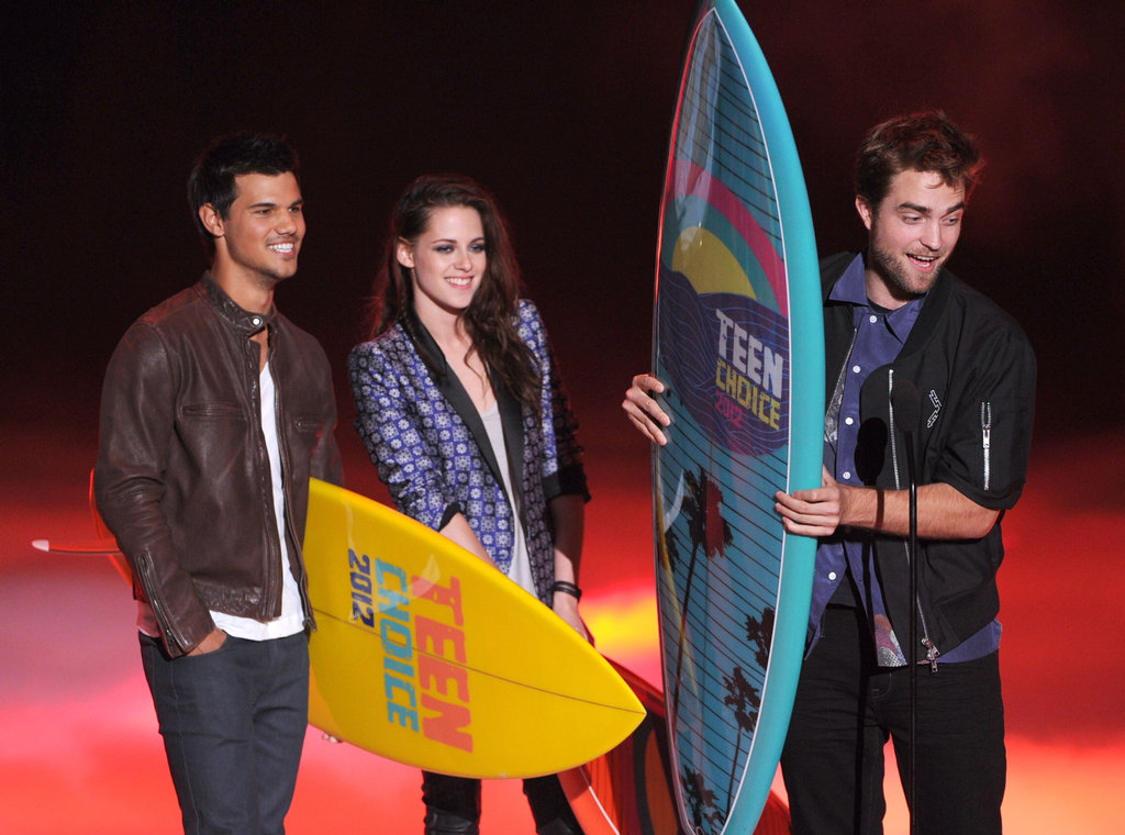 Robert, Kristen and Selena's Birthday: Teen Choice Awards Highlights!