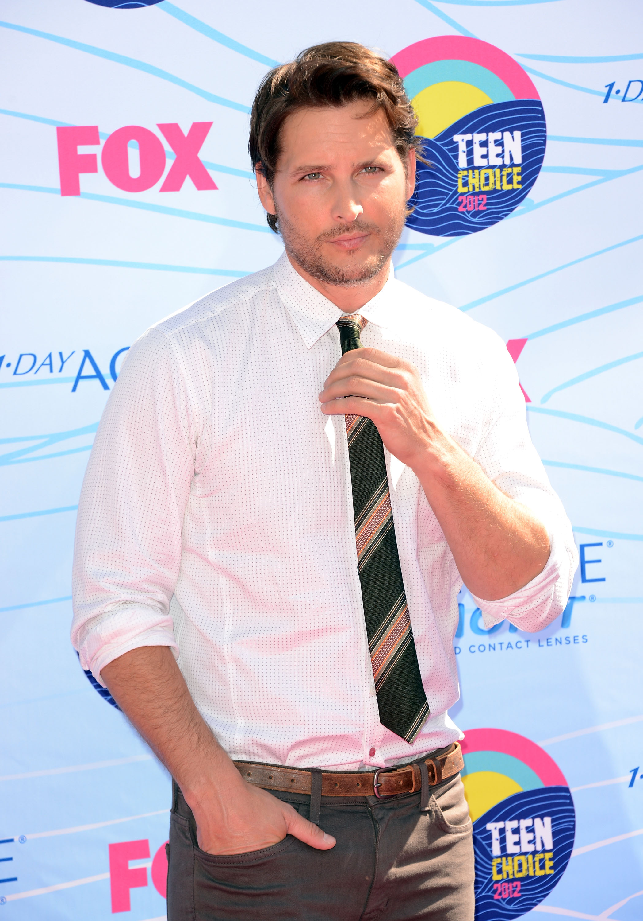 Peter Facinelli at the Teen Choice Awards.
