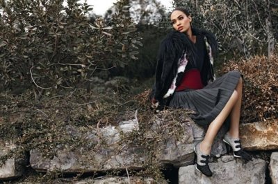 Fendi Fall 2012 Ad Campaign