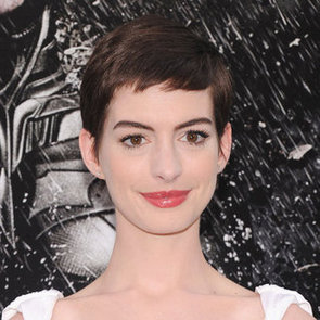 Anne Hathaway's Makeup at The Dark Knight Rises Premiere