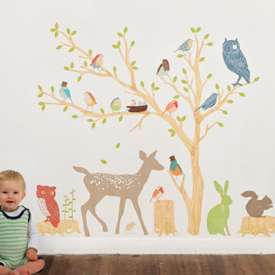 The Best Animal Wall Decals
