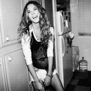 Erin Wasson Stars in One Teaspoon's First International Campaign, Love Cats, Shot by Ben Sullivan