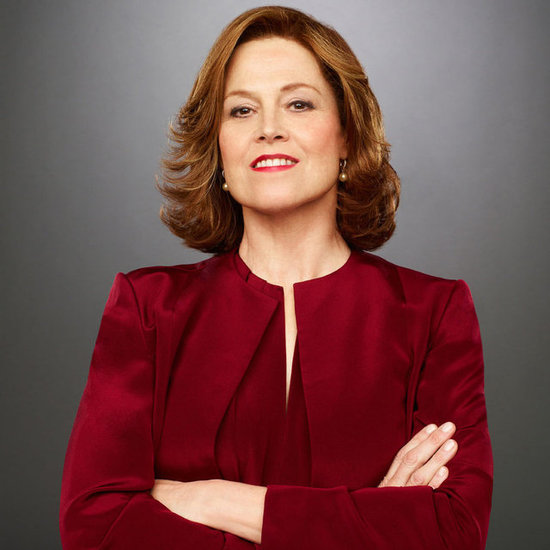 Sigourney Weaver Talks About Political Animals