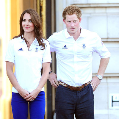 Royal Family Pictures at 2012 London Olympics Events