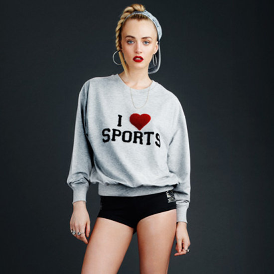Ashish For Topshop Olympics Sporty Collection