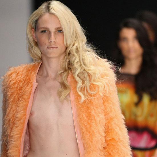 Australian Model Andrej Pejic Reality TV Show Confirmed By Modelling Agency DNA