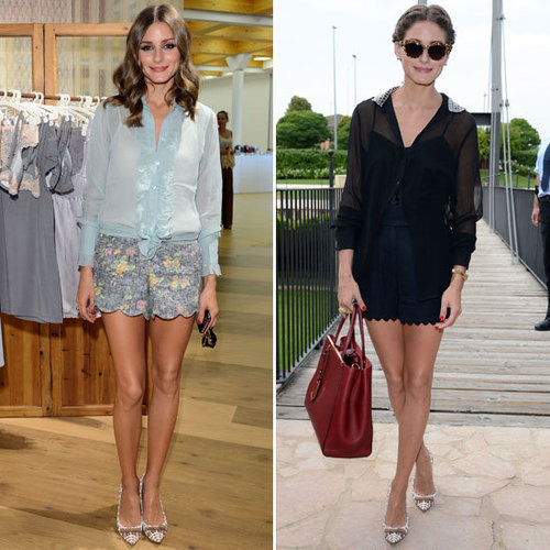 Nothing Short of Chic (x2) From Olivia Palermo