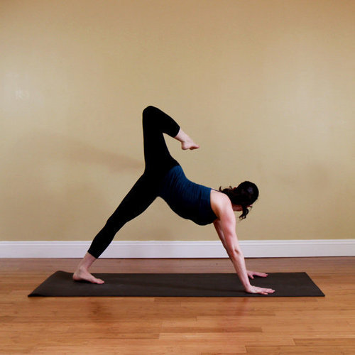 How to Get Strong Legs in Yoga Class