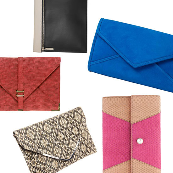 Ten of the Best Envelope Clutch Bags to Take You From Day to Night ...