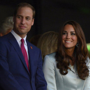 Kate Middleton and Prince William Pictures at 2012 Olympics Opening Ceremony