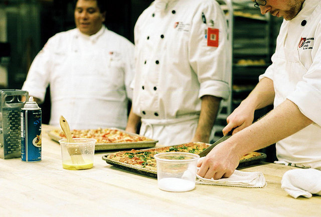 Seek Out Culinary Schools