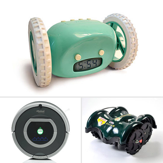 Everyday Sci-Fi: Robotic Gear For the Home