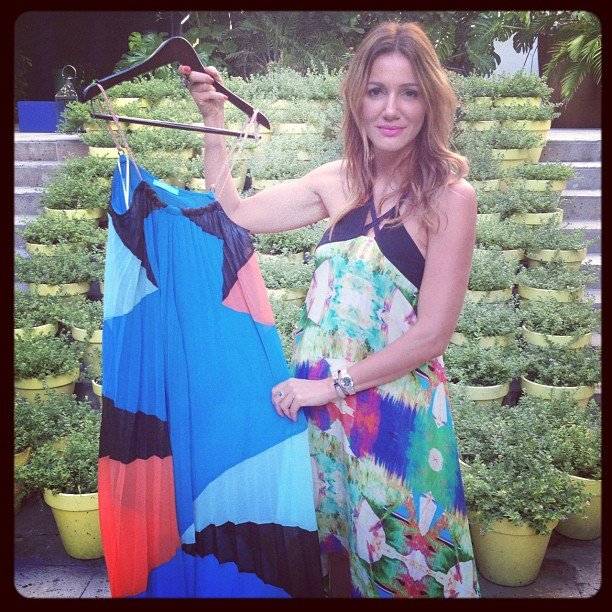 Down at Miami Swim Week, Suboo's designer gave us a sneak peek of her bright, breezy wares.