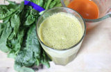 Recipe for Fruit and Vegetable Smoothie
