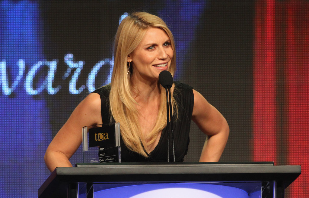 Claire Danes Wins Big at the TCA Awards With Husband Hugh Dancy