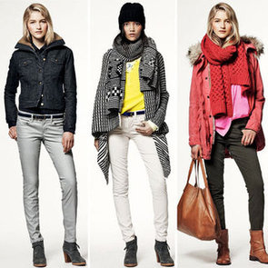 Gap's Holiday '12 Collection Is Wintery Cool: Snoop the Look Book Then Shop the Global Range Online