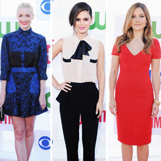 Best Dressed at the TCA Summer Party