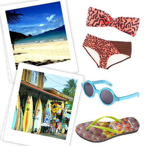 Summer Travel Guide: The Beach