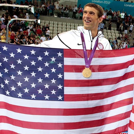 Michael Phelps Breaking the Olympic Medal Record   Video