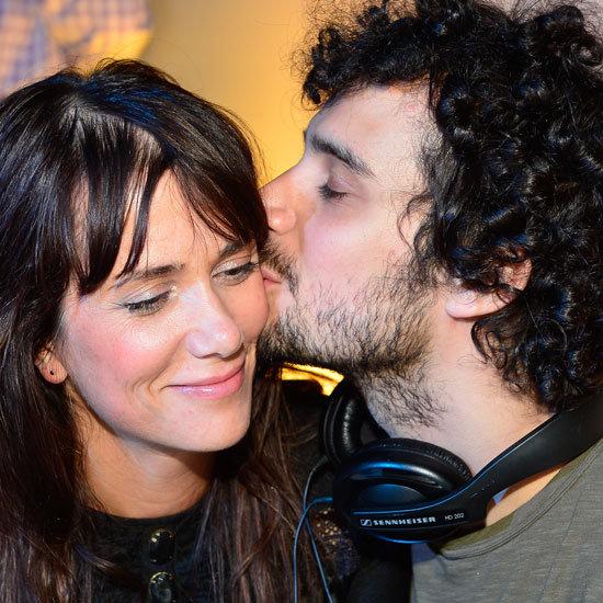 Kristen Wiig and Fabrizio Morretti PDA | Pictures