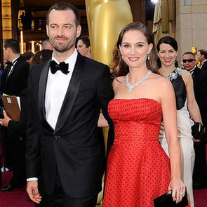 Natalie Portman and Benjamin Millepied Married Pictures