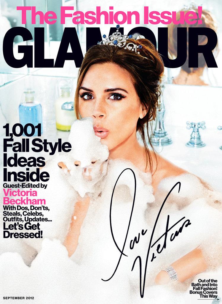 Glamour September 2012