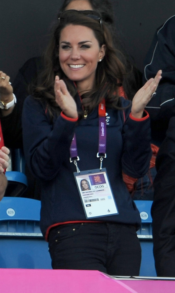 Kate Middleton Olympics Field Hockey Pictures 2012 ...
