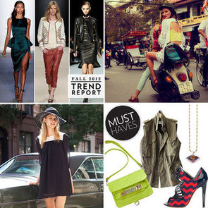 Fashion News and Shopping | Week of July 30, 2012