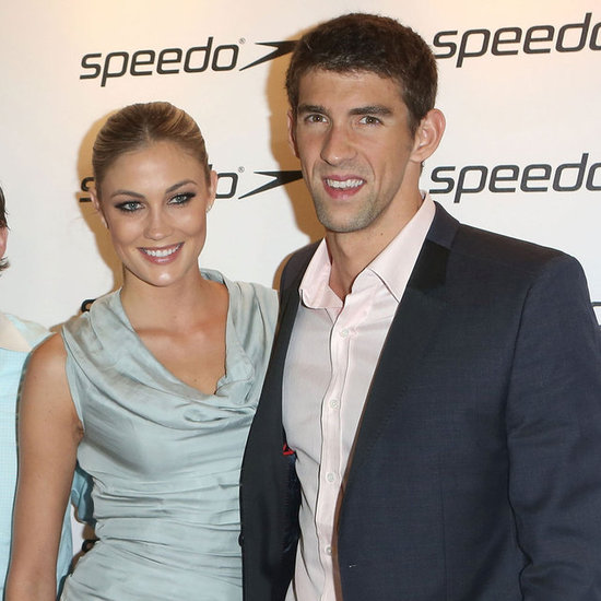 Michael Phelps Pictures With Girlfriend Megan Rossee