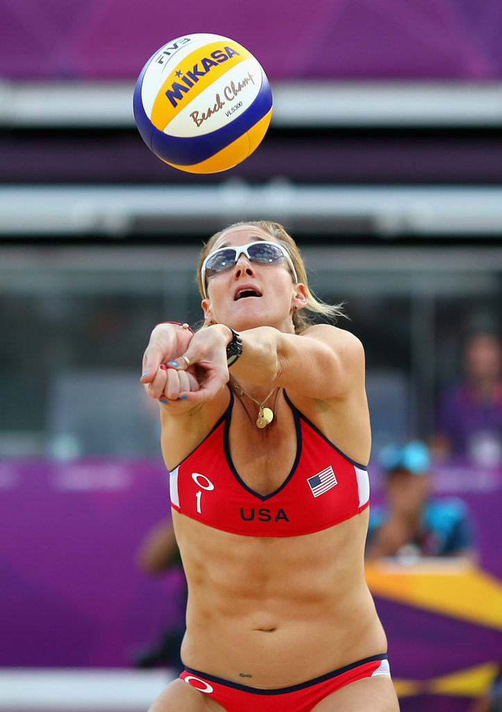 Misty May Treanor Quotes  Strength and Power Volleyball
