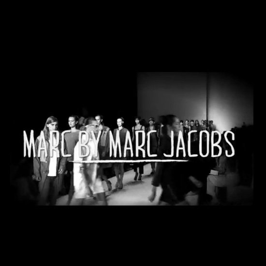 Marc by Marc Jacobs Spring 2012 [Runway Video]