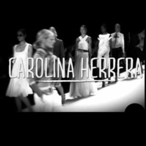 Carolina Herrera Spring 2012 [Runway Video]