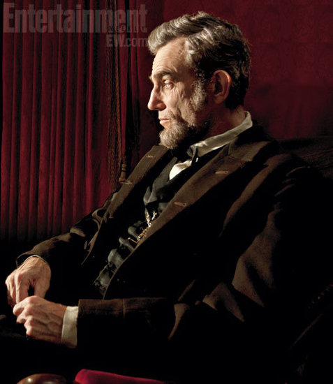 Daniel Day-Lewis in Lincoln Movie Picture