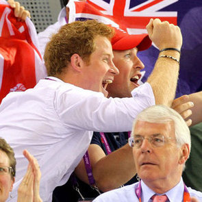 Prince Harry Olympics Pictures