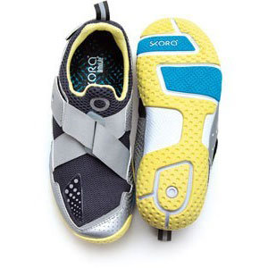 Review of Skora's Base Barefoot Running Shoe