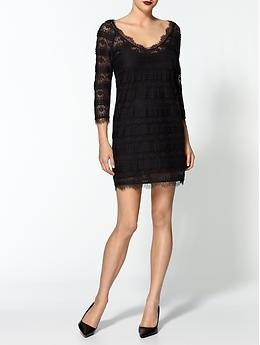 Joie Brea Lace Mini Dress | Piperlime