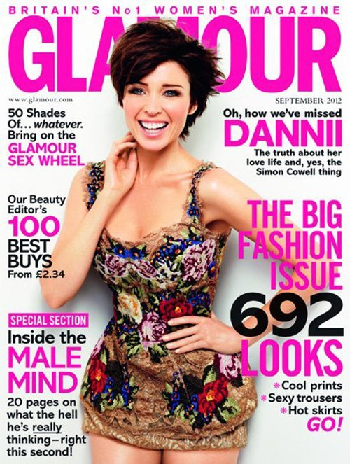 Glamour UK September 2012