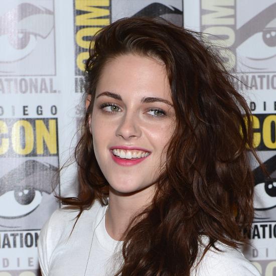 Kristen Stewart's 2012 Comic-Con Makeup Tutorial