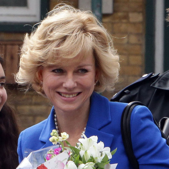 Naomi Watts as Princess Diana in Blue Suit | Pictures