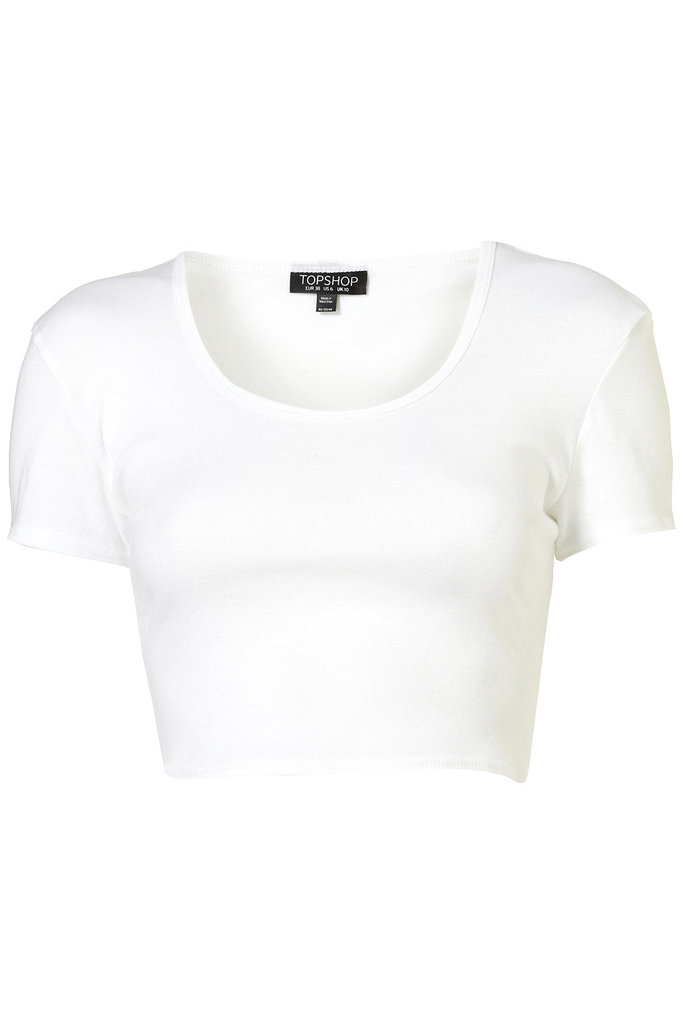 My Favorite Trend Right Now Is The Crop Top Our Interns